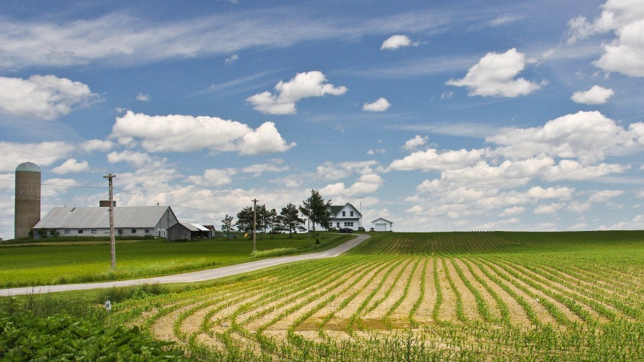 - Farmers Press Lawmakers On Farm Bill
